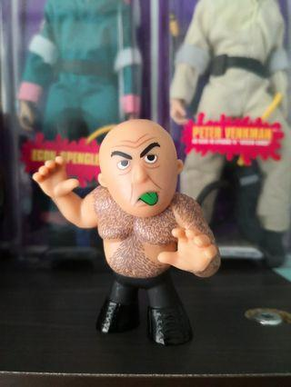 Wwe Mystery Minis mini George The Animal Steele