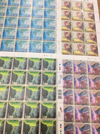 中國香港郵票 香港數碼新紀元 發行日期:二00二年四月十四日 面額295元