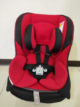 Combi Coccoro II EG汽車安全座椅  0-4歲 薔薇紅 全新現場展示機