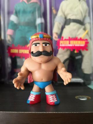 Funko Wwe Mystery Minis Mini Iron Sheik. Figure is new but without box.