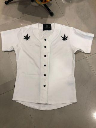 Stoned and co baseball jersey