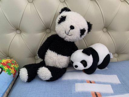 熊貓公仔 cute panda @$10