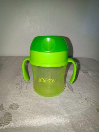 Dr. Brown's sippy cup