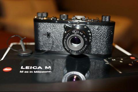 Leica 0 復刻版 2000