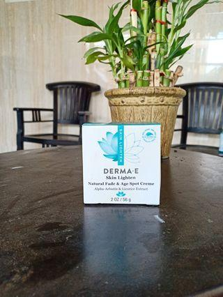 SALE!! Derma E Skin Lighten Natural Fade & Age Spot Creme
