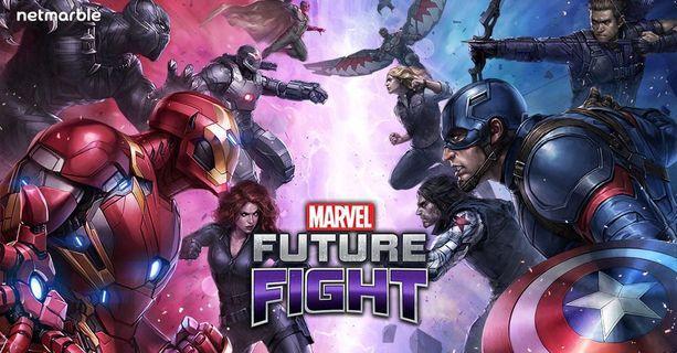 🚚 Marvel Future Fight 1000 Crystals