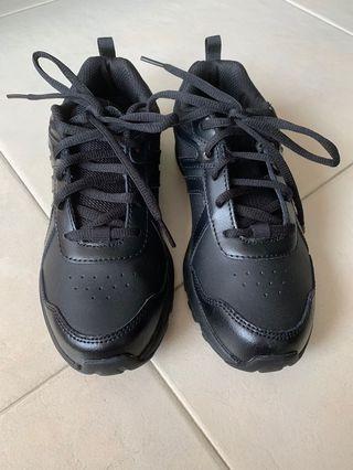 Reebok Black School Schoes for Boys