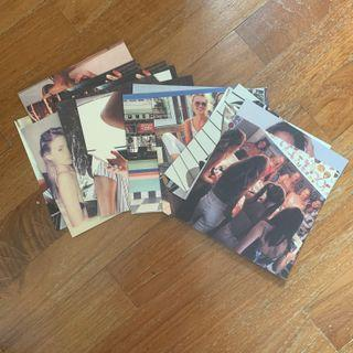 Brandy Melville postcards