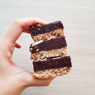 Lactation Brownies - VEGAN