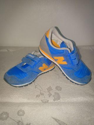 Authentic New Balance shoes for kids