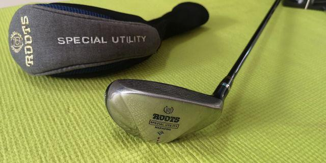 ROOTS Special Utility graphite golf club