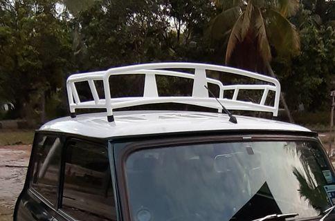 Mini klasik roof rack