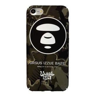 A BATHING APE iPhone8 iPhone7 phone cover