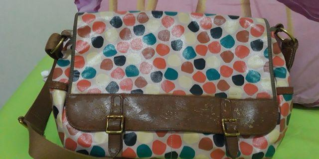 Fossil messager bag