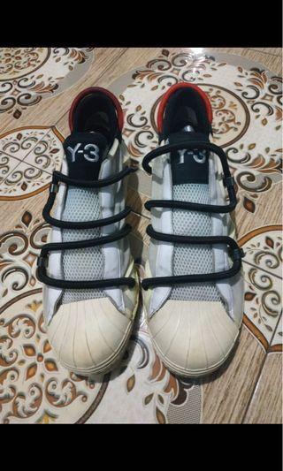 Sepatu Adidas Y3 Yohji Yamamoto original
