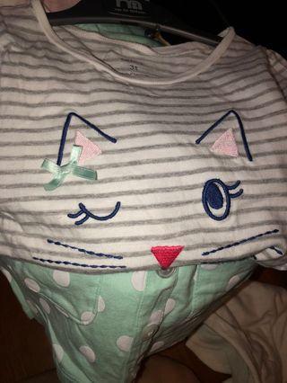 🚚 Carter's 夏套裝