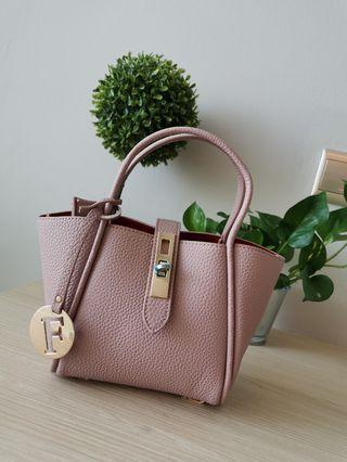 Furla Inspired Small Bag with Sling