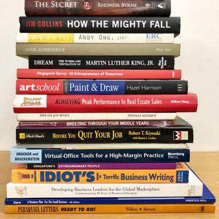 20 Motivational and Self-Help Books