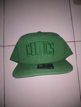 Topi Snapback Boston Celtics