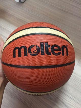 GH5X molten basketball