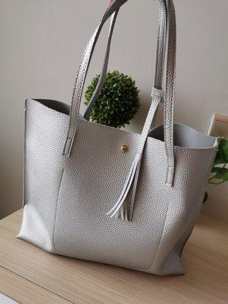 New H&M Inspired Tote Bag with big capacity