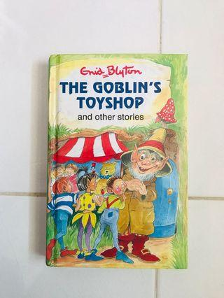 (Enid Blyton) The Goblin's Toyshop and other stories