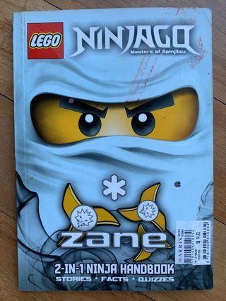 Ninjago 2-in-1 Ninja Handbook