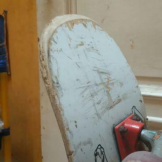 Skateboard MITE fullset 8.0