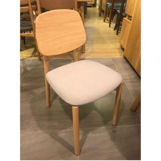 泰國制實木餐椅 2張