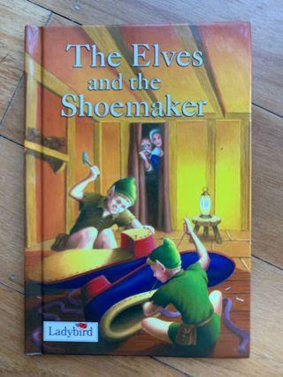 Ladybird Books - The Elves & The Shoemaker