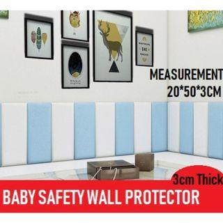 🚚 Baby Safety Wall Protector