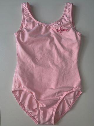 Trudance pink leotard