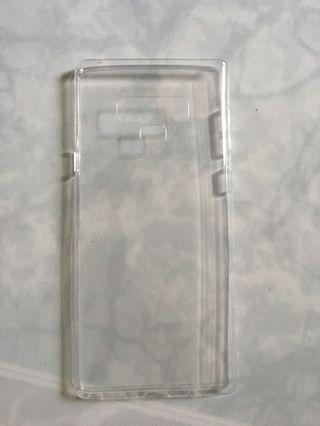 Silicon case note 9 samsung