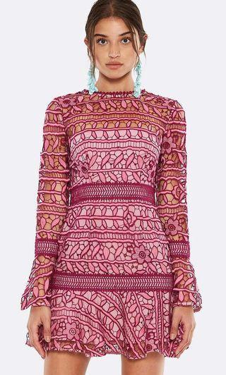 Tallulah Caprice dress