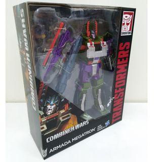 Transformers Generations Leader Class Armada Megatron (Trade)