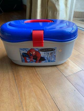🚚 Spider-Man Lunchbox Carrier