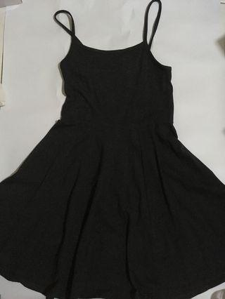 H&M Grey Skater Dress