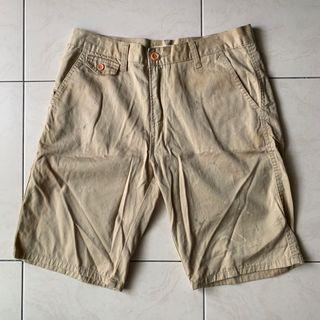 韓國品牌 THE CRACK SALT AVENUE 潑漆短褲 01號