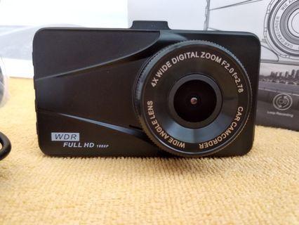 Digital Car Dash Cam T670