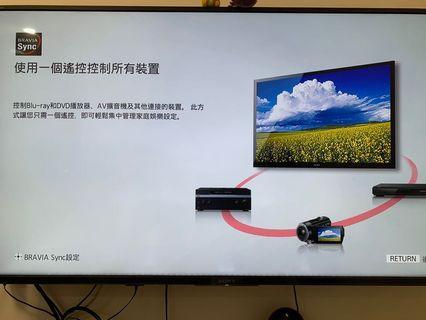 Sony 4KTV 49吋