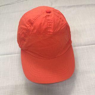 🚚 橘色五線分割老帽