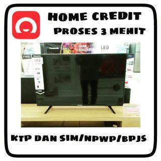 """Kredit Tv Panasonic 32"""" Proses 3 Menit"""