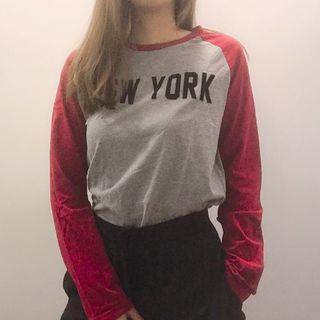 New York Ralgan Pullover