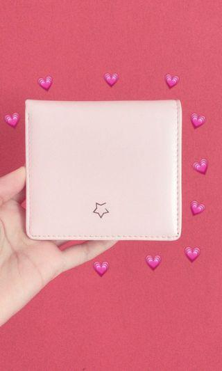 🚚 miniso pink wallet!💗