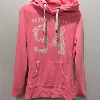 H&M L.O.G.G. 94 Pink Hoodie