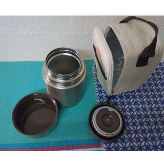 vacuum insulated Insulation beaker/Jar 750ml