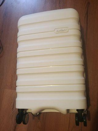 Antler Juno White Carry-on Luggage