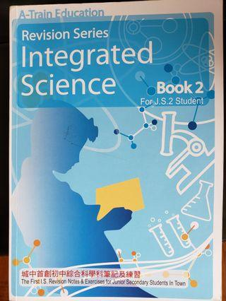 Integrated Science Revision Series Book 2 for J.S.2 Student