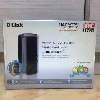 🚚 Wireless AC1750 Dual Band Gigabit Cloud Router