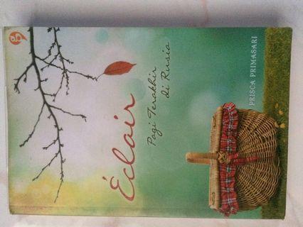 Novel Eclair Prisca Primasari